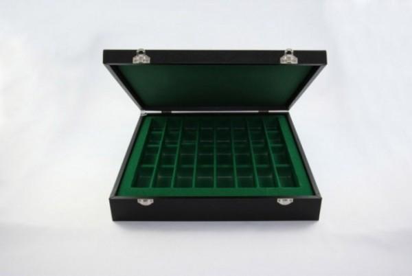 Schach Etui aus Kunstleder, bis Königshöhe 110 mm