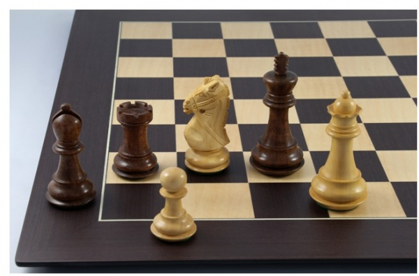 Schach Set Ultimate 32, Wenge