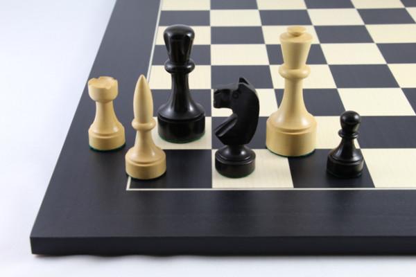 Schach Set Paramo Black