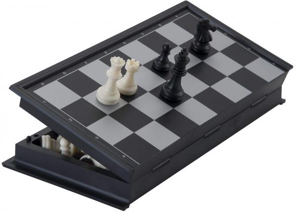 Schachspiel magnetisch, klappbar, Kompakt