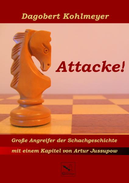 Große Angreifer der Schachgeschichte, Taschenbuch