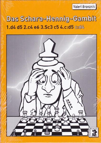 Das Schara-Hennig-Gambit Schachbuch
