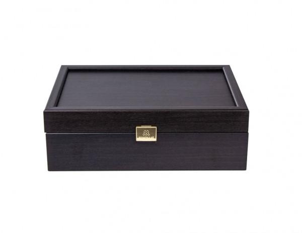 Aufbewahrungsbox / Geschenkkassette für Schachfiguren bis Königshöhe 98 mm