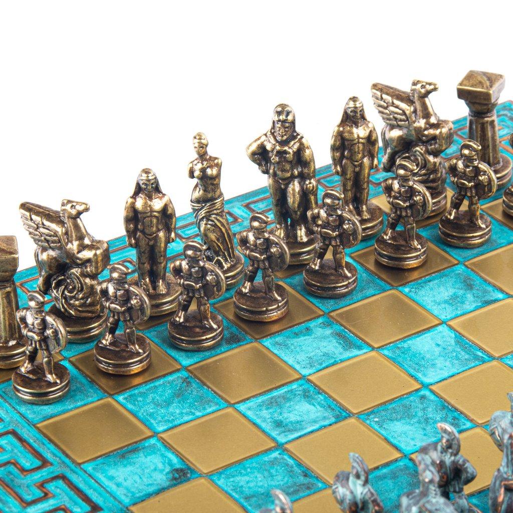 Schachspiele
