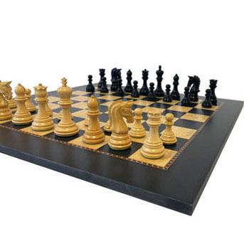 Schach-Sets aus edlen Hölzern kaufen