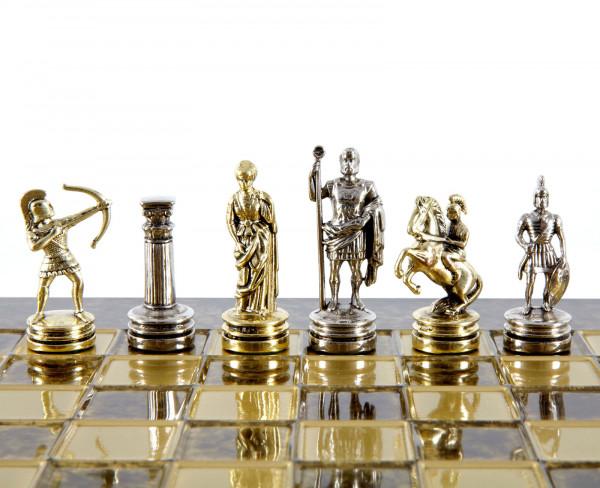 Schach Set Archers mit Geschenkbox aus Holz