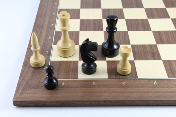 Schach Set Paramo Tournament, KH=89 mm