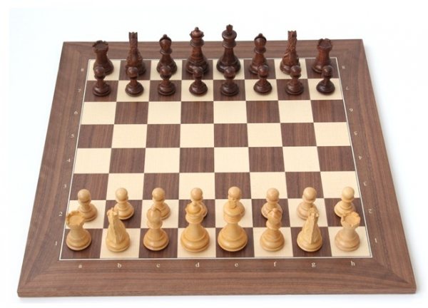 Schach Set Ultimate 55, Tournament
