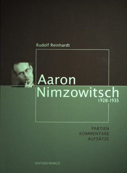 Aaron Nimzowitsch 1928-1935, Schachbuch mit Partien, Kommentare, Aufsätze