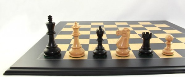Schach Set Jaques Metron